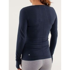 Lululemon | Heart Ease Long Sleeve in Inkwell 2/4